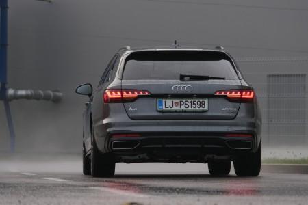 Najbolje prodajan Audi z novo podobo