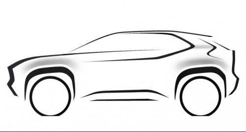 Toyota naznanila nov SUV