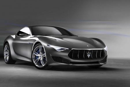 Maseratijev električni športnik na vidiku