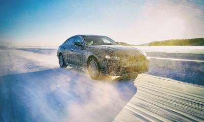BMW-jeva električna limuzina