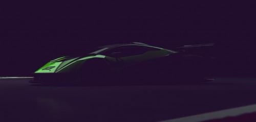 Simfonija Lamborghinijevega dirkača