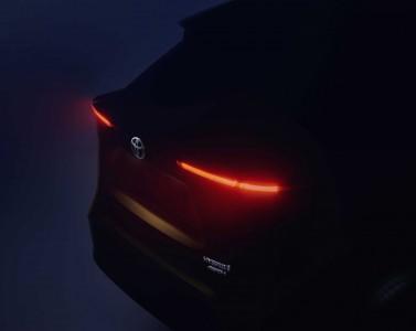 Toyotin nov kompaktni SUV