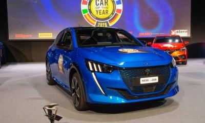 Evropski avto leta je Peugeot 208
