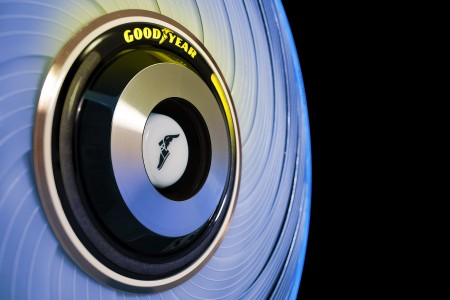 Goodyear razkril novo konceptno pnevmatiko