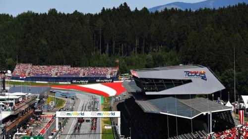 Prva dirka Formule 1 v Avstriji?