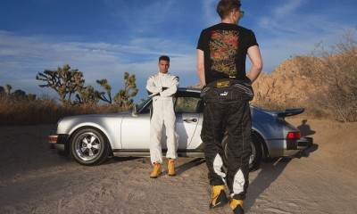Kolekcija oblačil v poklon zloglasnemu 911 Turbo S