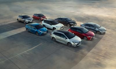 Toyota prodala 15 milijonov hibridov
