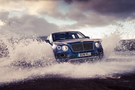 Prodajni uspeh Bentleyja Bentayge