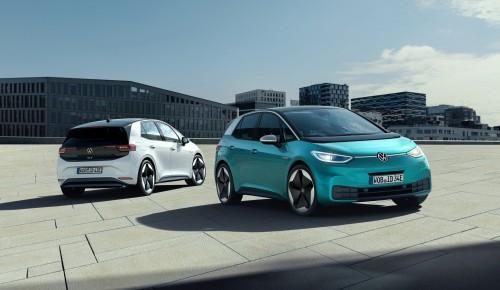 Volkswagen potrojil prodajo EV