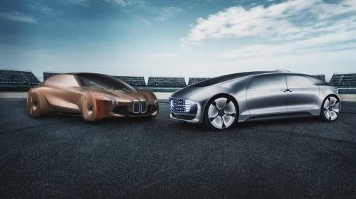 Sodelovanje Daimlerja in skupine BMW na čakanju