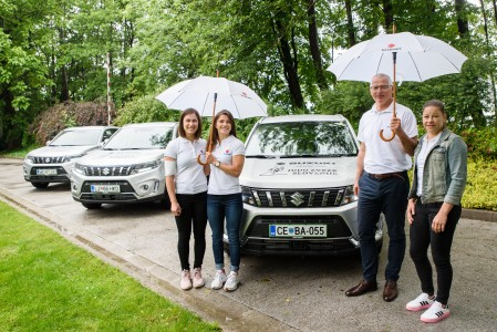 Suzuki sponzorira Judo zvezo Slovenije