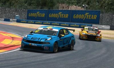 Goodyear na dirkalnih stezah tudi v svetu e-športa