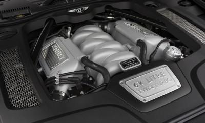 Slovo Bentleyjevega mogočnega V8