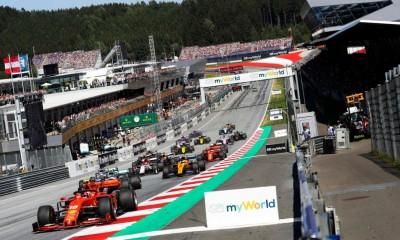 Koledar Formule 1 za sezono 2020
