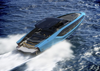 Lamborghinijeva 3-milijonska jahta