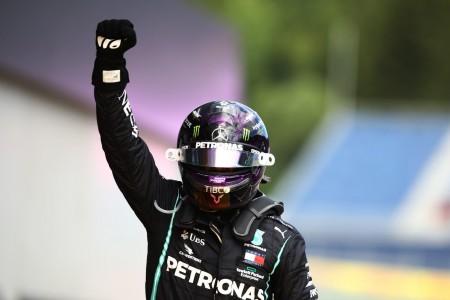 Hamilton gladko do zmage