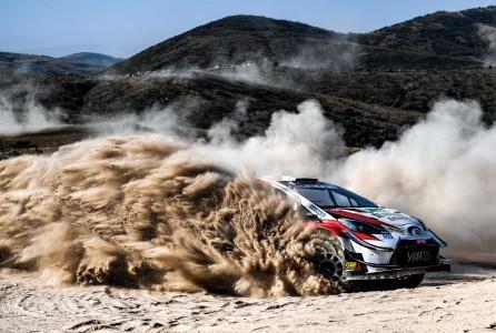 Dirkalniki WRC bodo zopet zahrumeli septembra