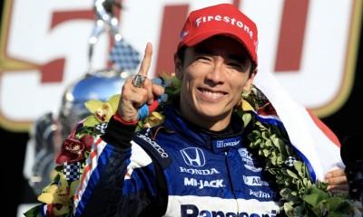 Sato zmagal Indy 500, Alonso končal na nehvaležnem 21. mestu