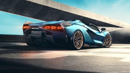 Elektrifikacija Lamborghinija