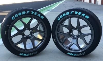 Goodyear razkril pnevmatike za prvenstvo Pure ETCR