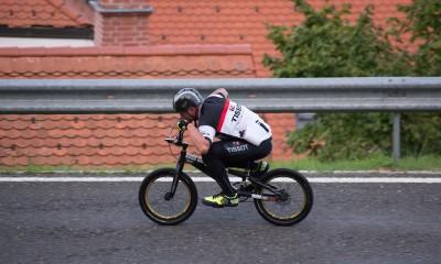 Kolesarski rekord tudi v Ljubljani