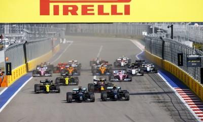 Vpogled v sezono 2020 Formule 1
