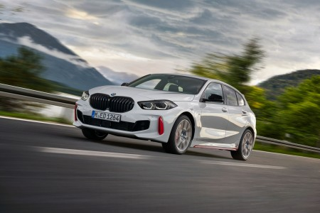 Novi BMW-jev hot hatch