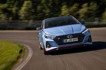 Hyundai širi linijo športnih vozil N