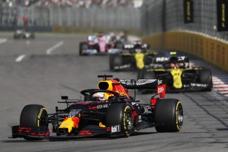 Honda spet zapušča F1