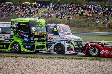 Goodyear postal partner evropskega prvenstva FIA v dirkanju s tovornjaki
