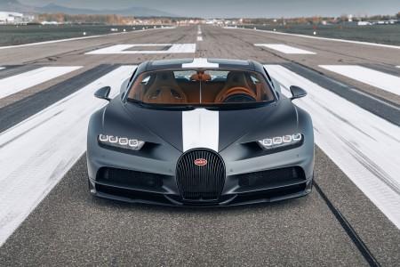 2,88 milijona evrov vredni Bugatti Chiron