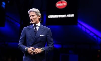 Stephan Winkelmann bo zopet predsednik Lamborghinija