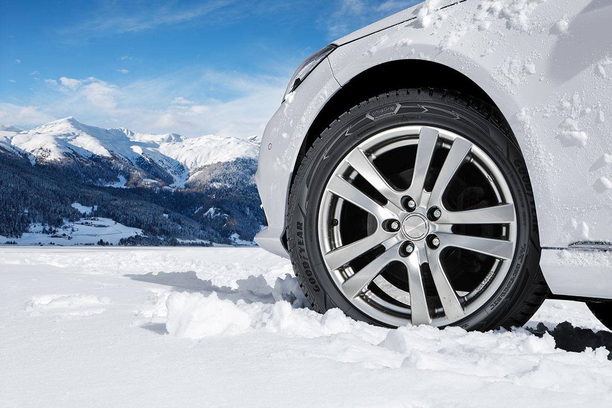 Goodyearovo pnevmatiko UltraGrip Performance+ odlikuje še učinkoviteljše zaviranje in izboljšan oprijem