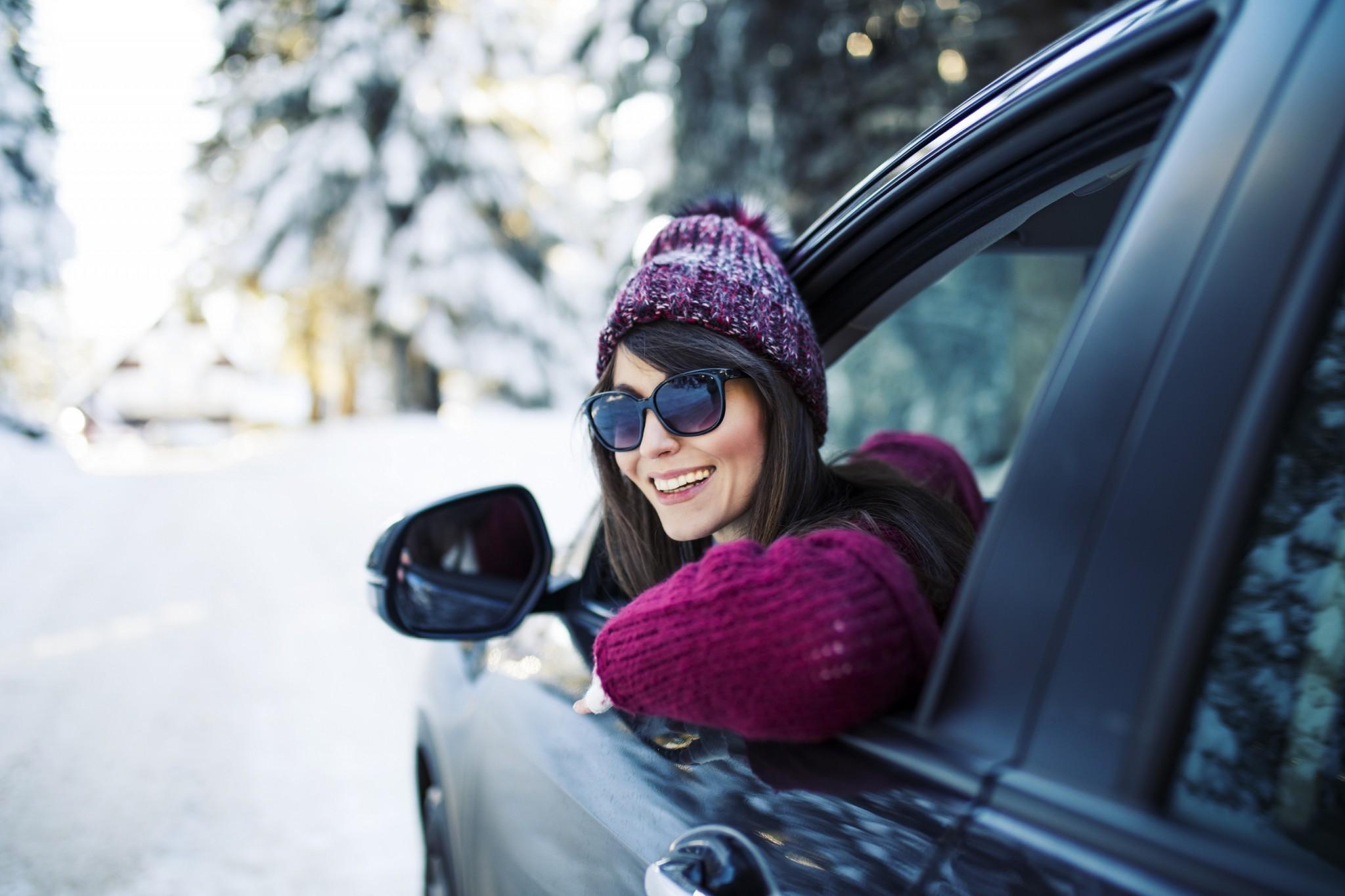 Pri Goodyearu so pripravili nasvete za varno in udobno vožnjo v zimskem času