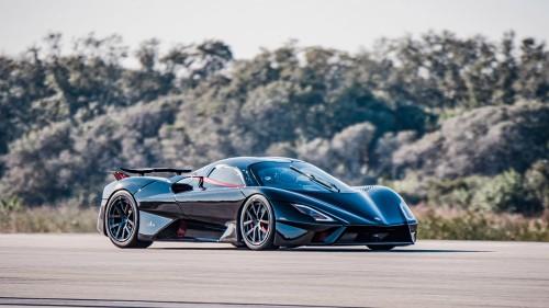 Najhitrejši serijski avto na svetu