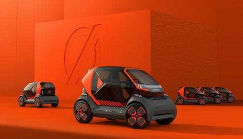 Renaultov urbani potovalnik
