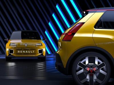 Poklon ikonični Renault petki