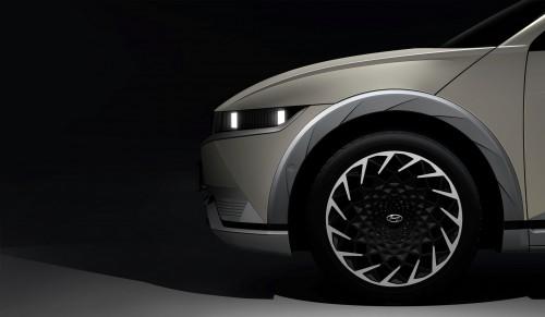 Uvid v električnega Hyundaija IONIQ 5