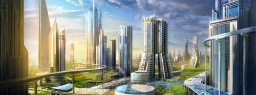 Mesto brez avtov in cest v Savdski Arabiji