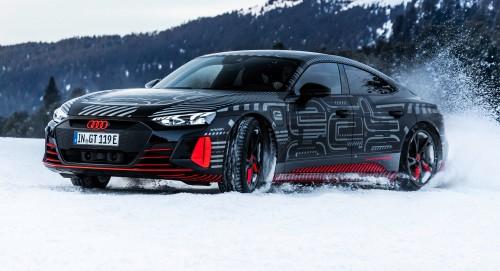 Prihaja prvi električni Audi RS