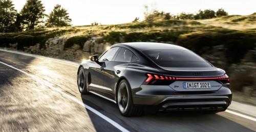 Prvi električni Audi RS