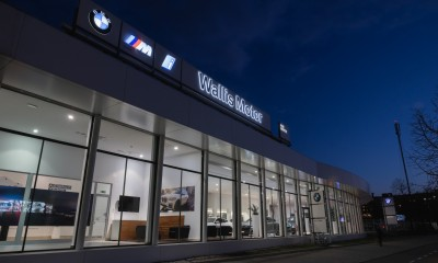 BMW z Wallis Motor