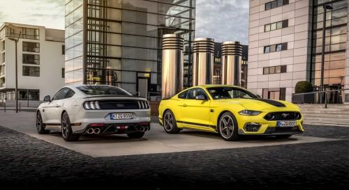 Mustang zopet najbolje prodajani športni avto