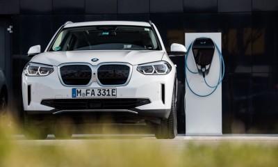 BMW in MINI z več kot 610 polnilnimi mesti v Sloveniji