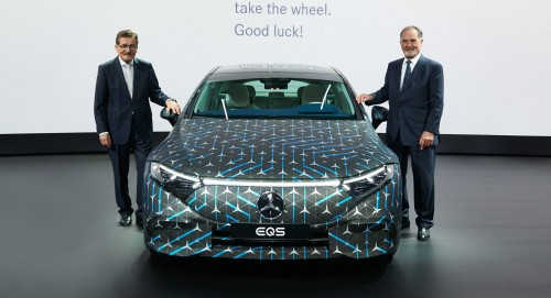 Daimler imenoval novega predsedujočega