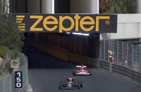 Monako začel dirkaški mesec