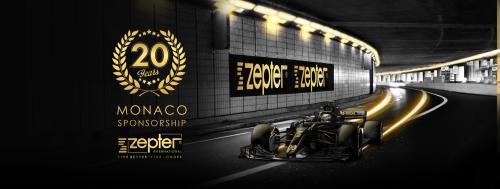 20 let Zepterja v Monaku