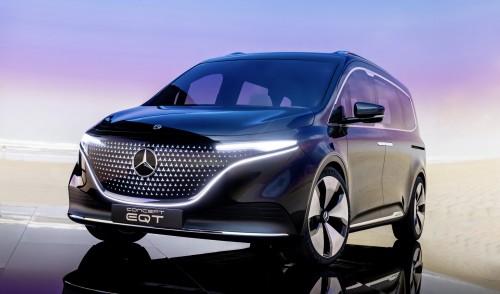Nova Mercedesova zvezda