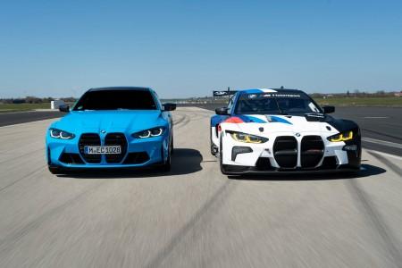 BMW predstavil dirkalno različico M4