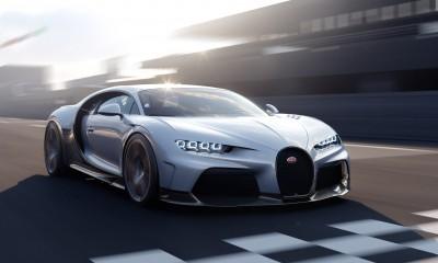 3,2 milijona evrov vredni Bugatti
